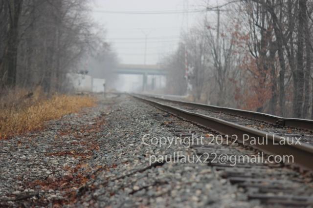 Tracks, Curved bridge