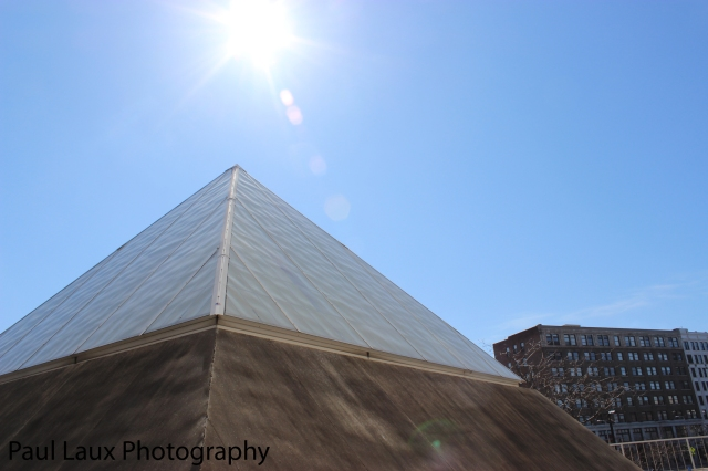 Cleveland Pyramid